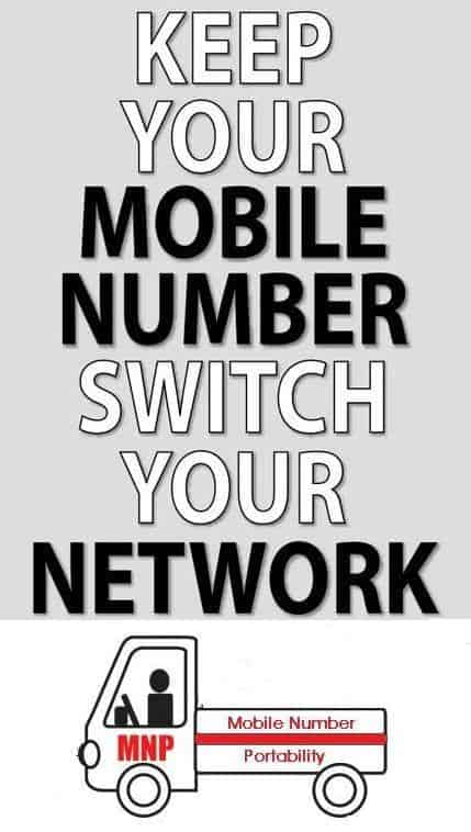 MNP Learn about Mobile Number Portability (MNP)