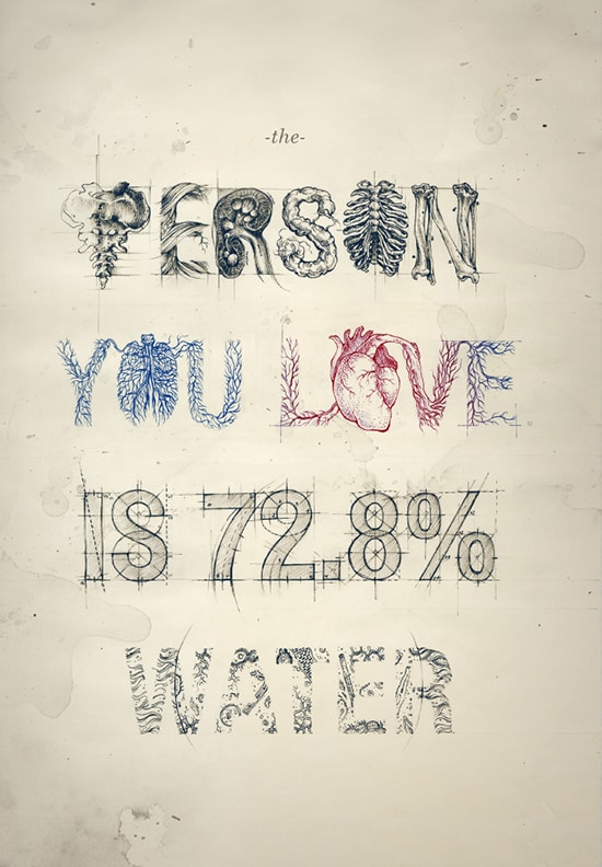 They are mostly water love 16 Awesome Love Quotes Pictures