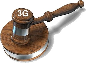 3G License 3G 4G License Auction Will be in March 2012