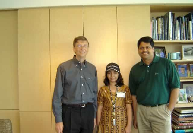 arifa karim with bill gates Honor to Arfa Karim Randhawa Worlds Youngest Microsoft Certified Professional