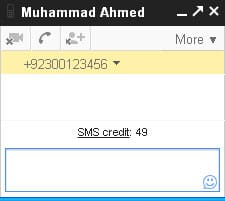 free sms pakistan Send Free Sms to Any Mobile Number Using Gmail Chat Feature